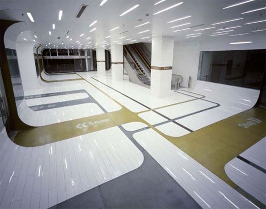 Futuristic interior design home design ideas home design for Futuristic interior designs