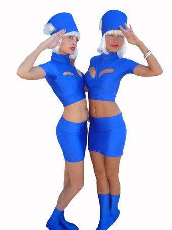 the fifth element flight attendant costume wwwpixshark