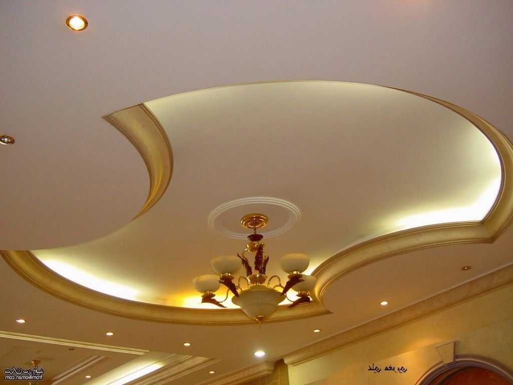 Gypsum ceiling designs photos regarding gypsum ceiling for Images decor gypsum