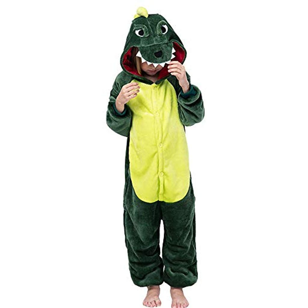 Kids Boys Pajamas Set Toddler Dinosaur Sleepwear Child Nightwear 2-10 Years