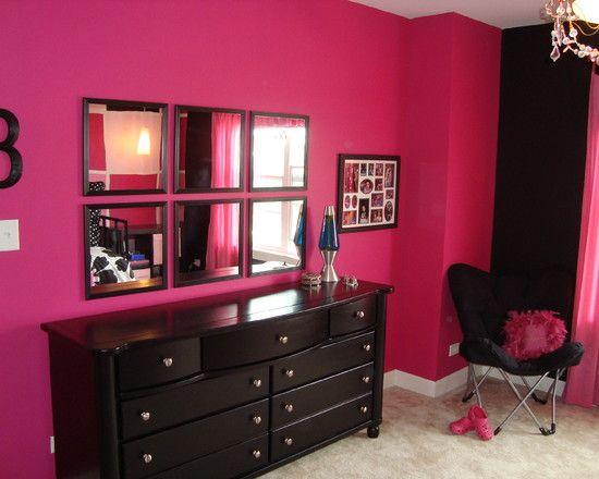 die besten 25 gro e m dchen schlafzimmer ideen auf. Black Bedroom Furniture Sets. Home Design Ideas