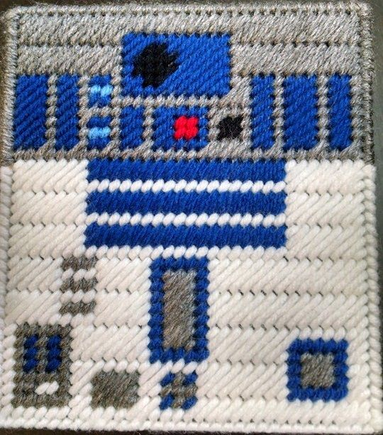R2B2 tbc | Star Wars /Star Trek | Pinterest | Handarbeiten
