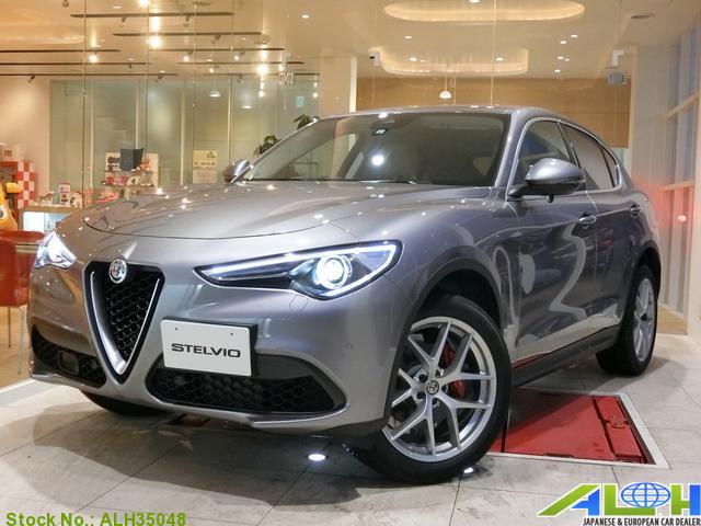 8371 Japan Used 2019 Alfa Romeo Stelvio Aba 94920 Suv For Sale Auto Link Holdings Llc Suv For Sale Alfa Romeo Stelvio Used Suv For Sale