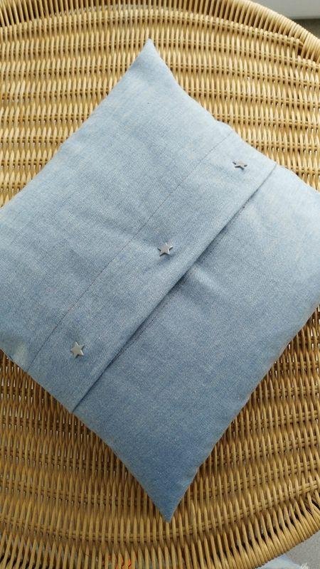 couture : housse de coussin, accessible aux débutants ! | couture