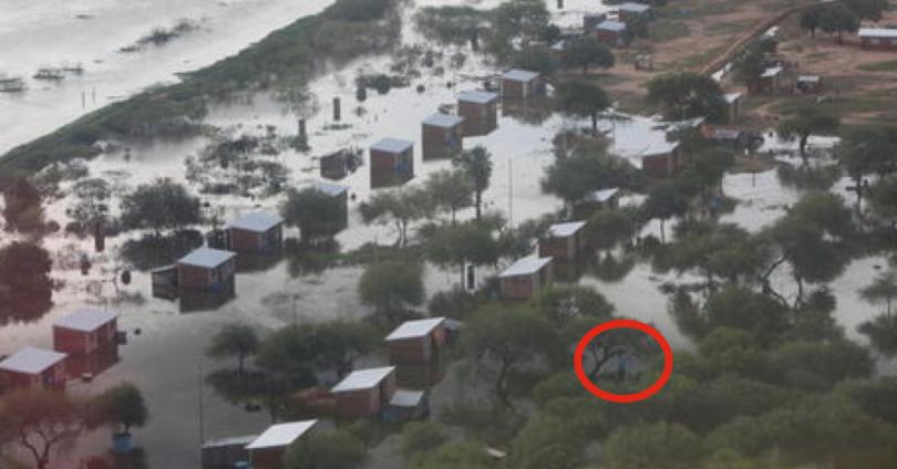 Μία γυναίκα Φωτογράφιζε την Καταστροφή. Αυτό που είδε Λεπτά αργότερα, την έκανε να Παγώσει…