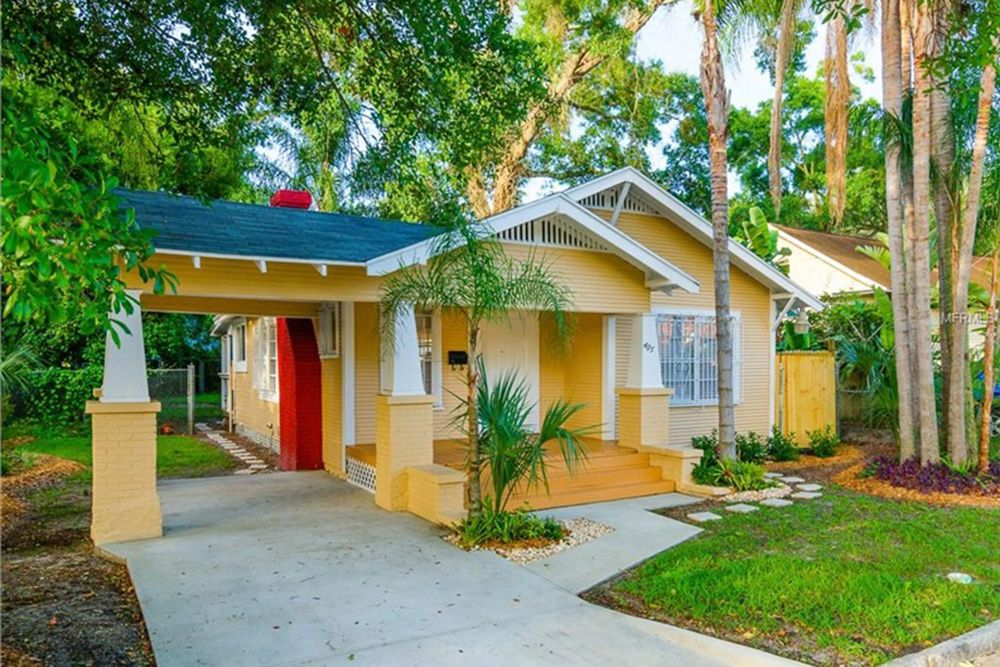 5 Classic And Affordable Craftsman Homes For Sale Craftsman