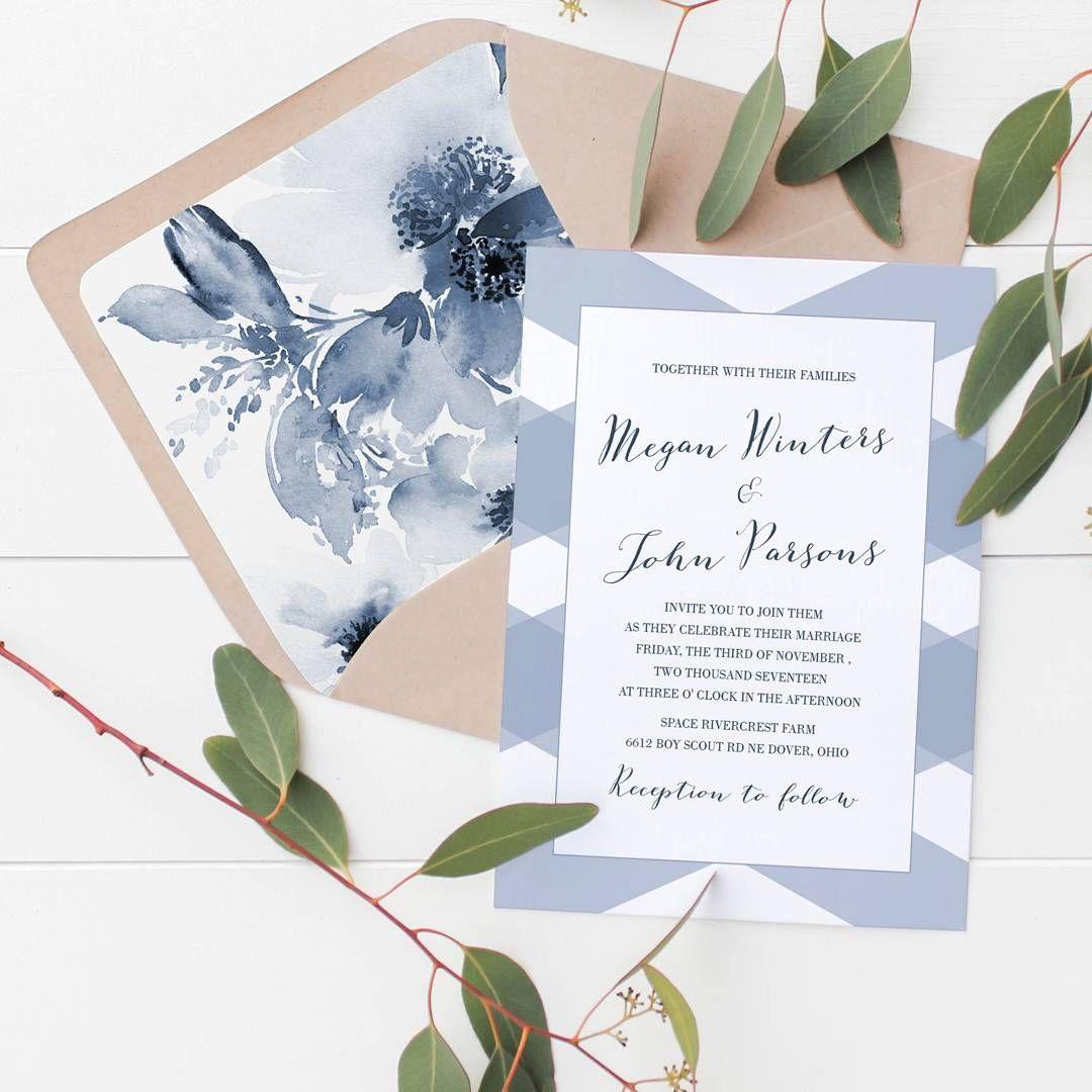Weddingstationery winterwedding winterinvitatiom blueinvites
