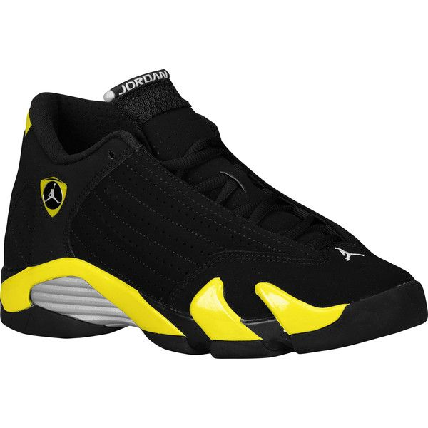 63aa35f95731eb Jordan Retro 14 Boys  Grade School ( 140) ❤ liked on Polyvore featuring  shoes