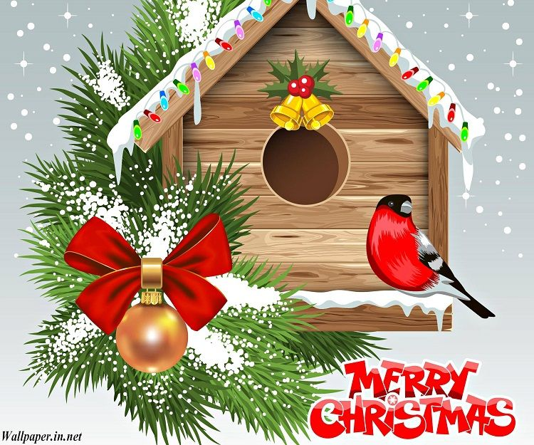 Postales de feliz navidad bonitas