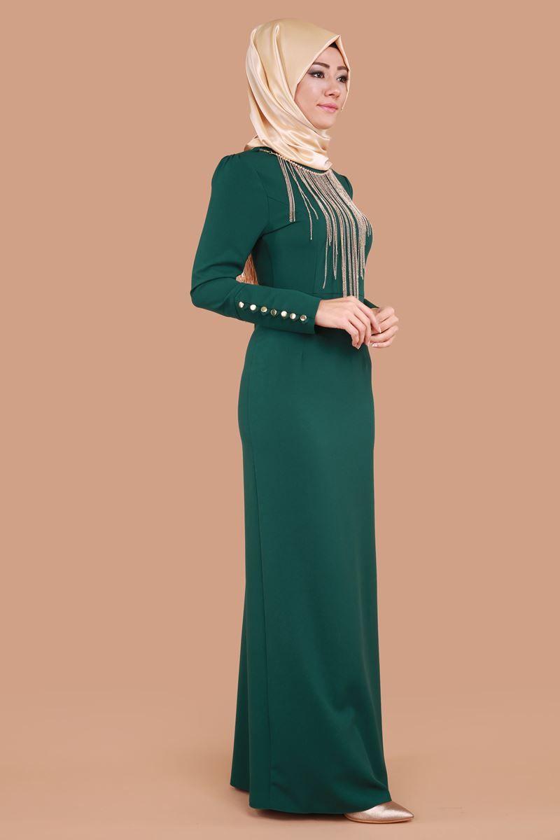 Zumrut Zerafeti Kolyeli Kalem Abiye Elbise Zumrut Urun Kodu Ygs5073 109 90 Tl Elbise Elbise Modelleri Moda Stilleri