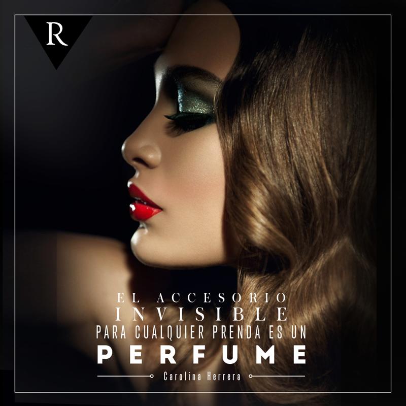 Los aromas también definen tu look... perfume quotes