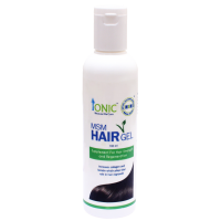 #MSM #Hair #Gel is a holistic solution for the optimum #hair #health. The advanced gel formula nourishes #hair and keeps them supple for a long period of time. It also provides essential #nutrients required for healthy hair growth. WWW.IONICMSM.IN