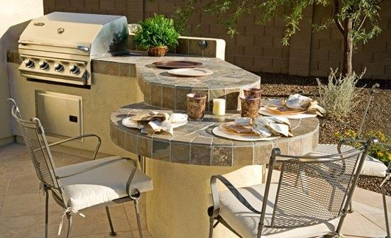 Backyard Bar Plans | Outdoor Kitchen BarOutdoor KitchenEarthArt Landscape U0026  Designs, Inc ..