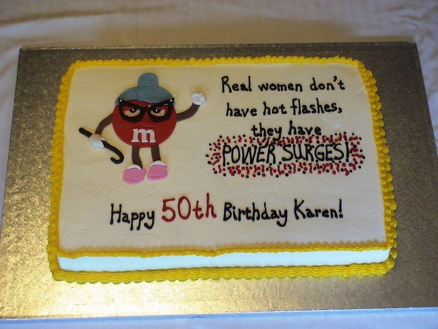 Birthday Cake Ideas For Older Women Half Sheet Cake For