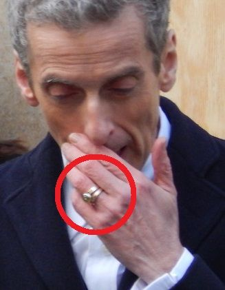 Tempus Aeterna R I P Doctor Who Wishing For A Timely Retcon Doctor Who Doctor Who Ring Peter Capaldi Doctor Who