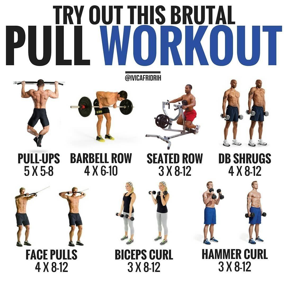 Redirecting Pull Workout Pull Day Workout Push Workout