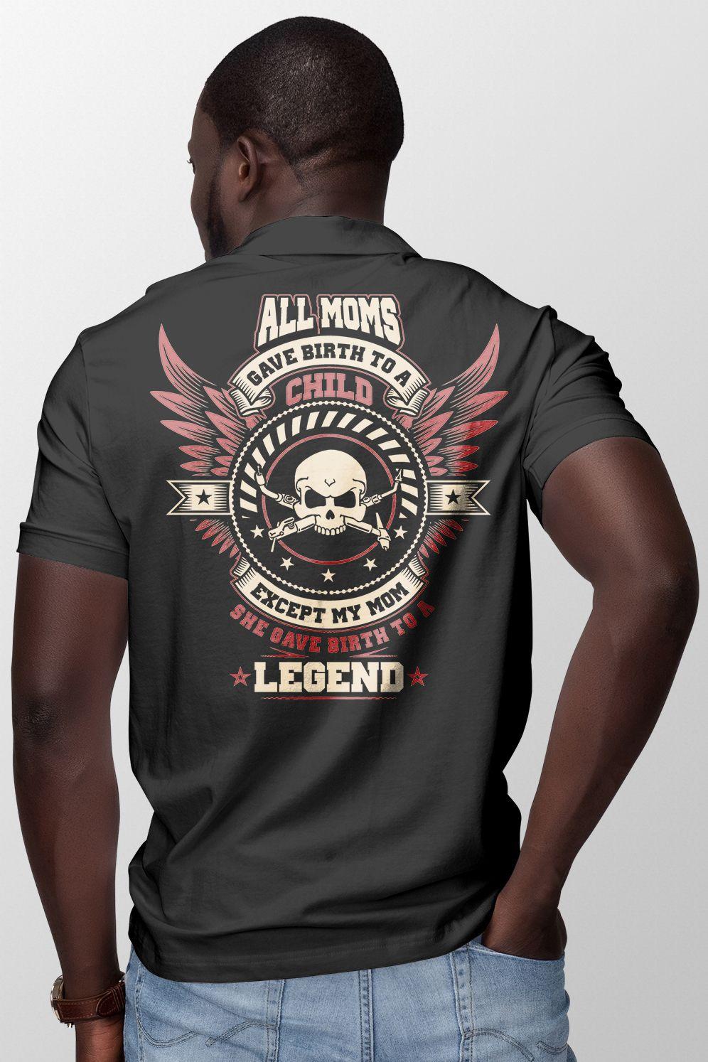 db3d041d Welder's Mom Gave Birth To A Legend - Welder Gift - Design available on Tee  Shirt Hoodie Tank Mug Sticker Long Sleeve ... #welder #welderlife #welding  ...
