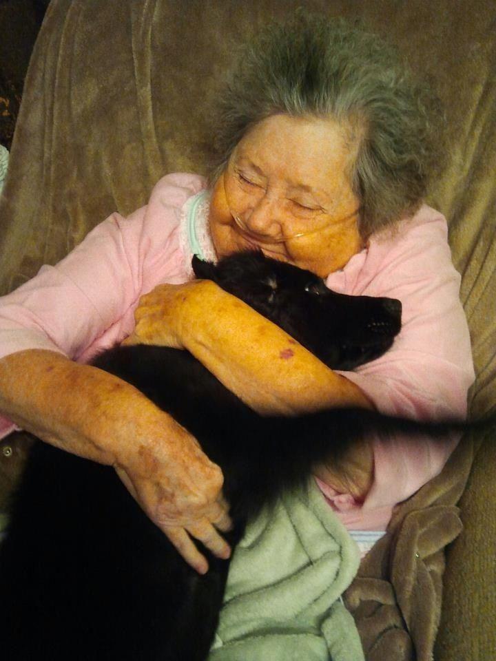 my old granny