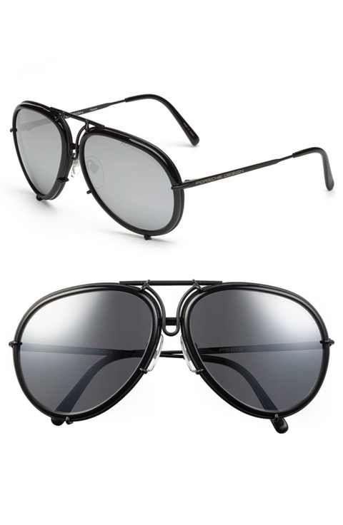4d45731c7e31 Porsche Design  P8613  61mm Retro Sunglasses