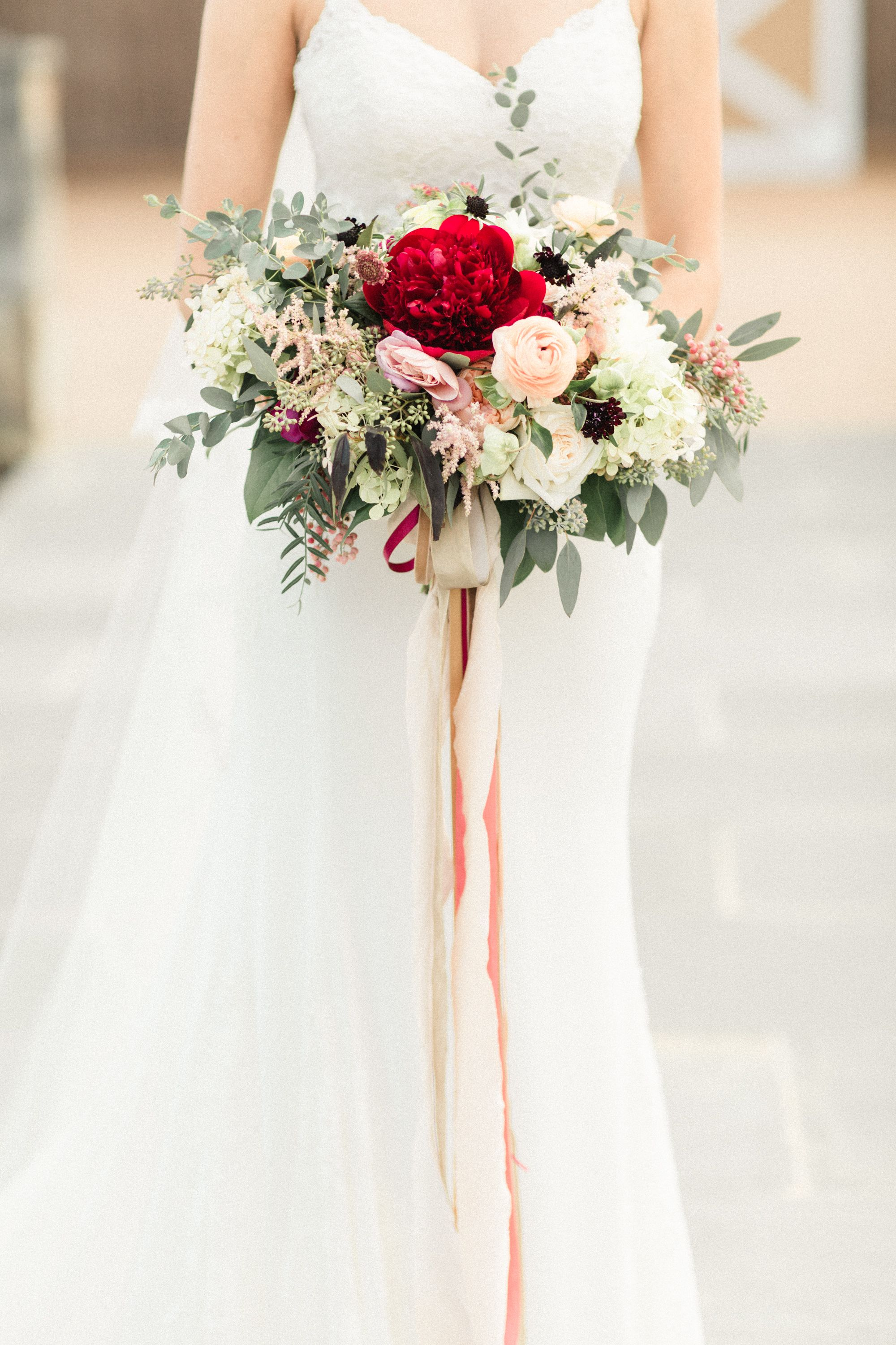 A gorgeous fall wedding a groomus take on their love story this