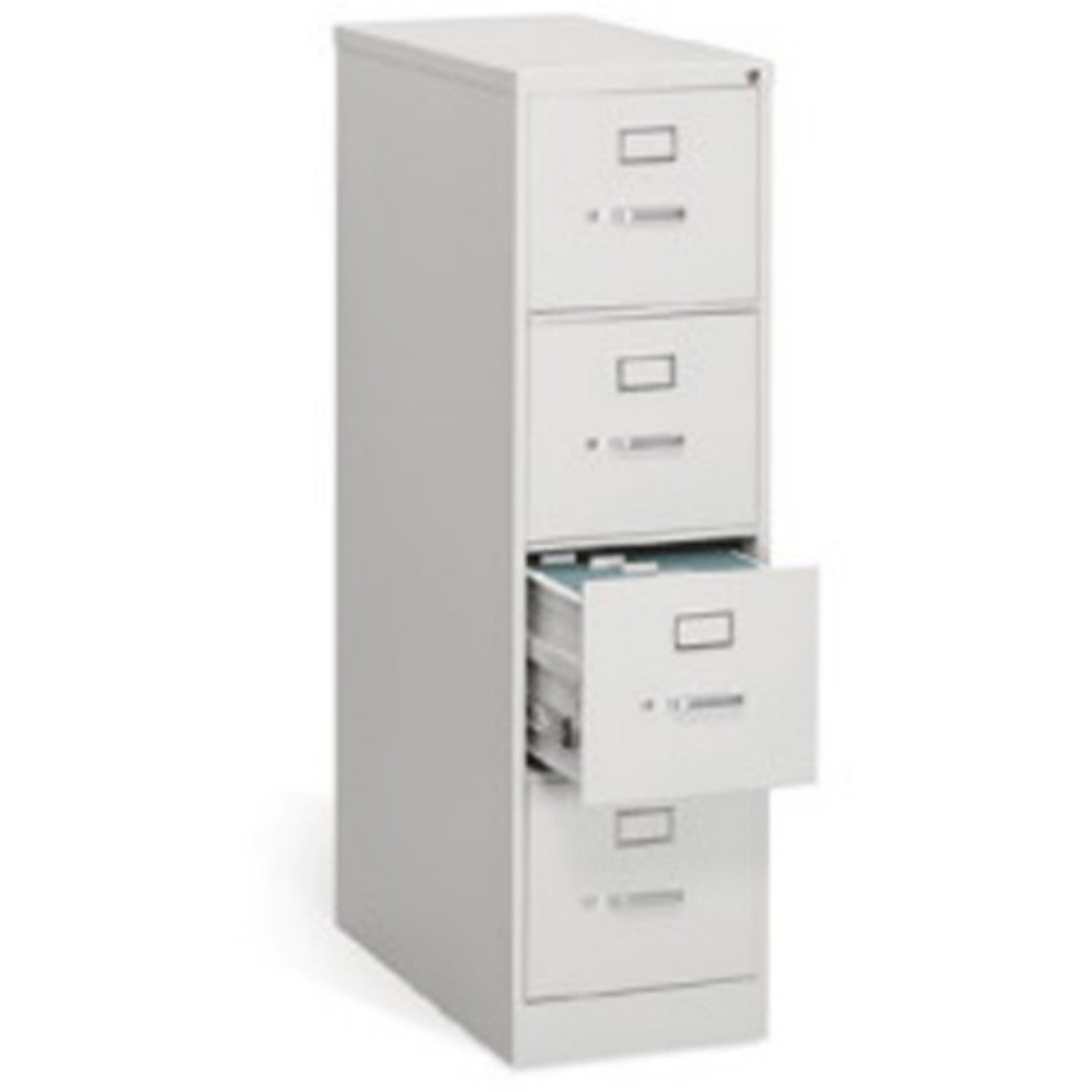 HON 314 Series 4 Drawer Vertical File Cabinet   HON314CPL