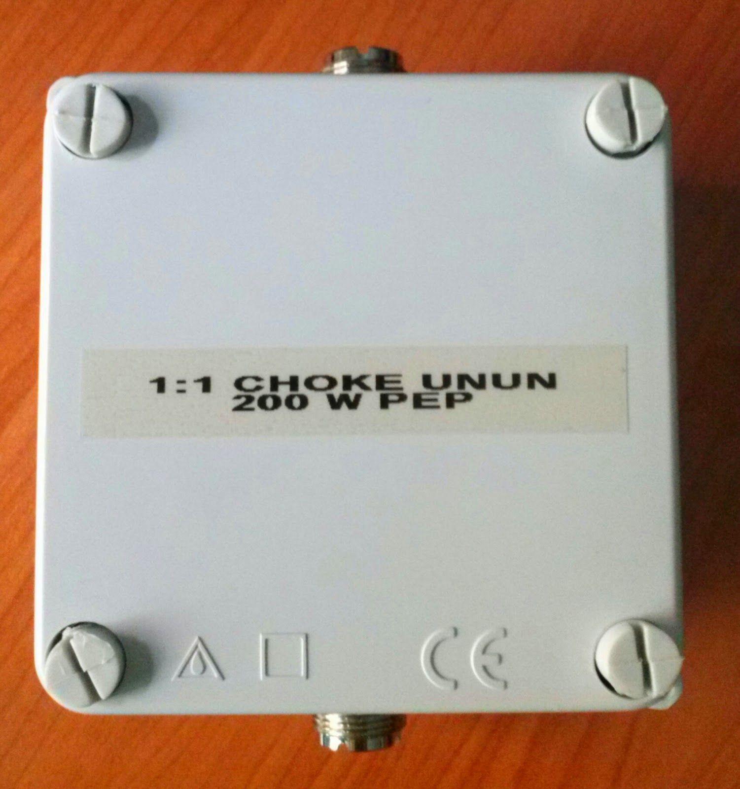 EA1BTG: choke rf | antenas de hf | Pinterest