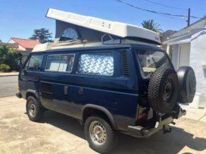 Boomsauce! '91 VW Vanagon Syncro 16 Diesel Camper up for grabs in San Louis Obispo, CA - Super Rare, Well Kept, Recent Upgrades - Got $45k?