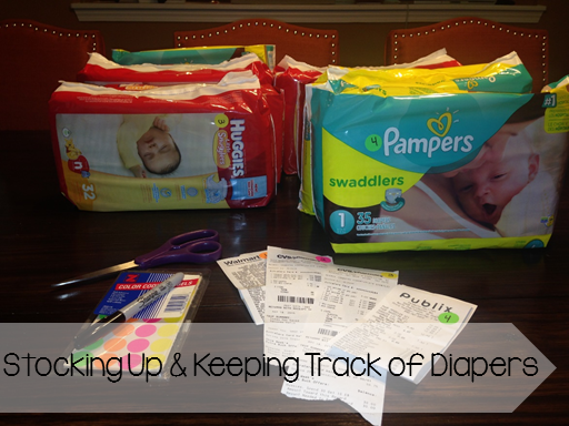 Stocking Up On Diapers Before Baby Before Baby Stock Up On