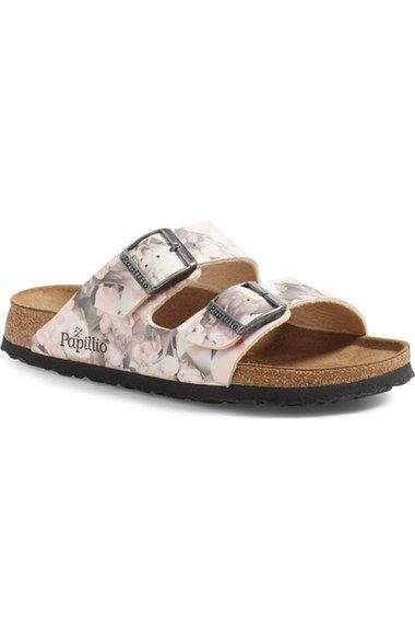 0fa4f1e078d7 Papillio by Birkenstock  Arizona  Birko-Flor Sandal (Women) available at   Nordstrom - birkenstock Silky Rose Faux Leather. standard footbed. soft  pink and ...