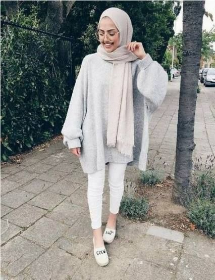 Style Hijab Sweater 20+ Trendy Ideas
