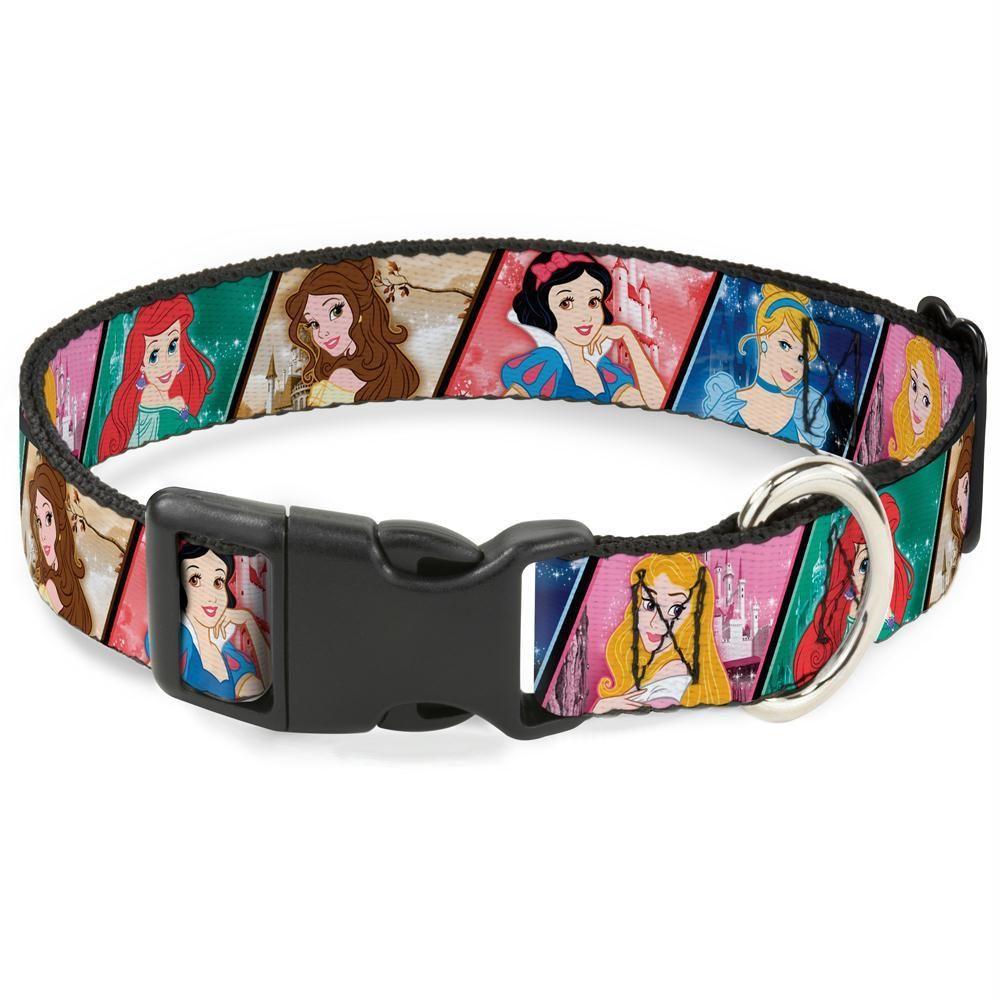 Buckle Down Disney Princess Pet Collar Disney Princess Pets