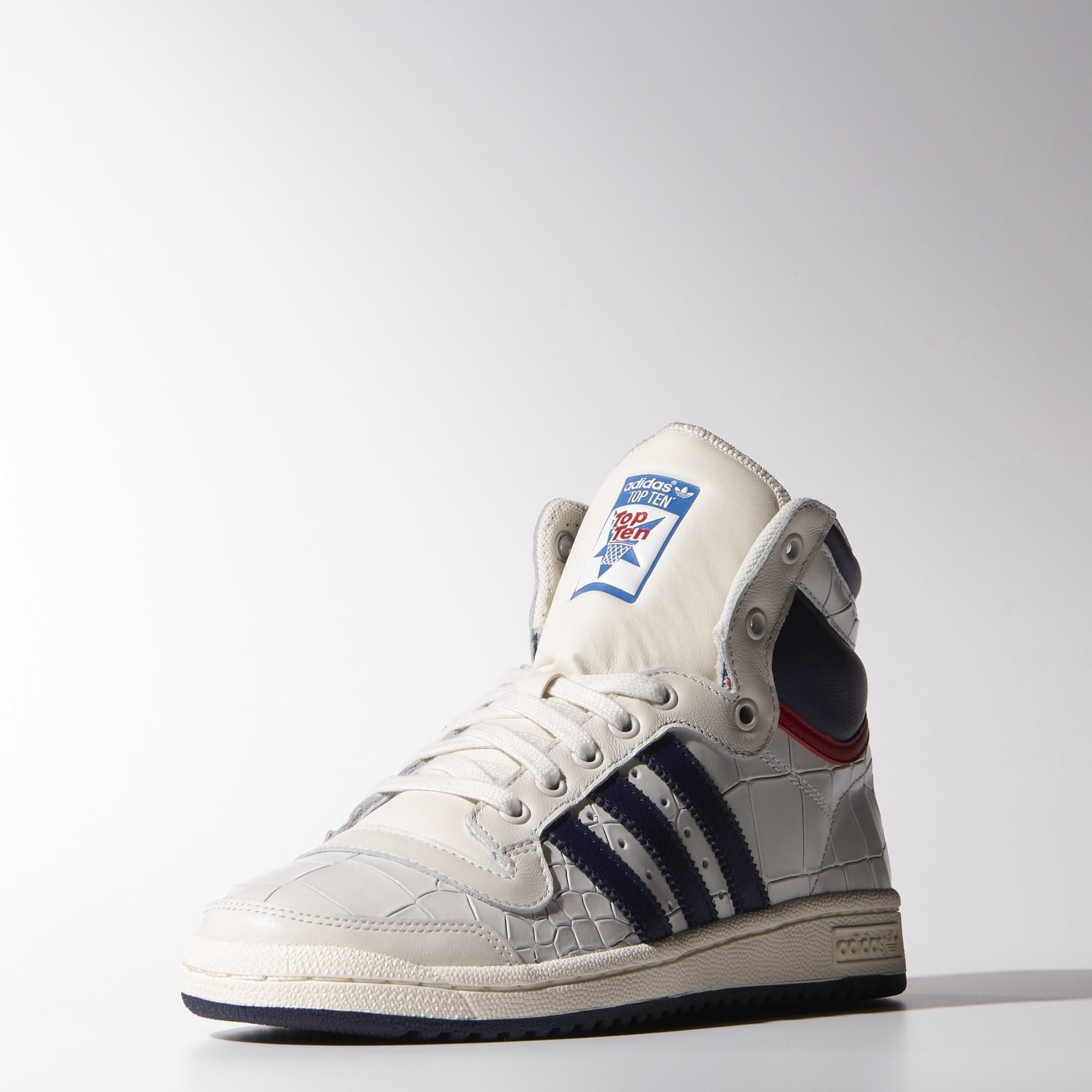 Adidas chaussure montante superior diez zapatos Pinterest