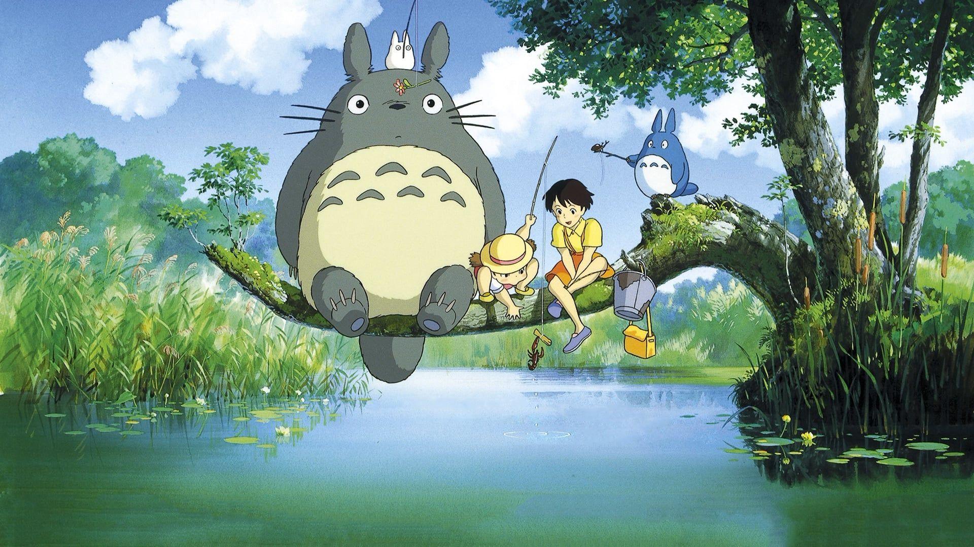 Imagem Relacionada Studio Ghibli Films Totoro Ghibli