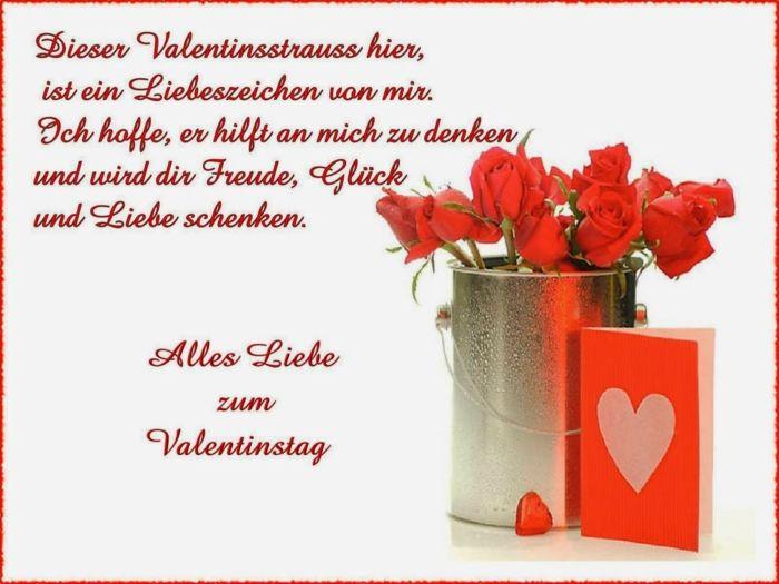 Zum valentinstag fur manner spruche