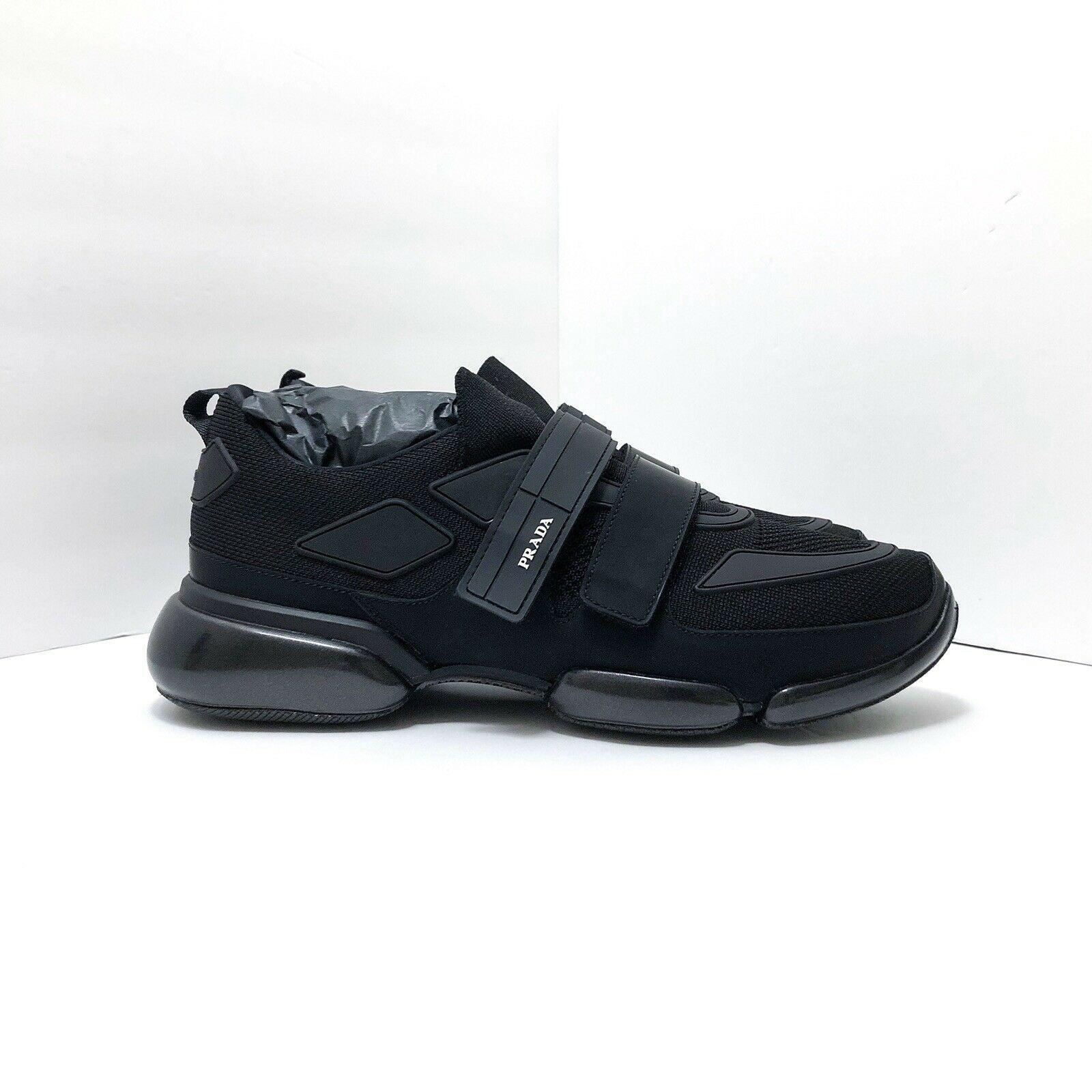 Prada Cloudbust Black For Sale - Kicks