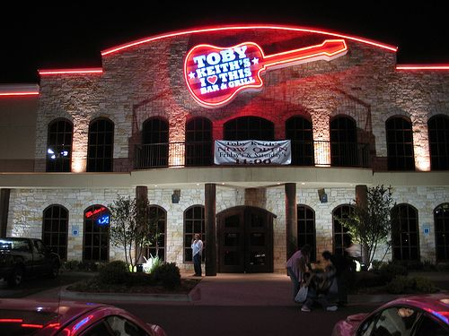 Toby Keith S I Love This Bar And Grill Oklahoma City