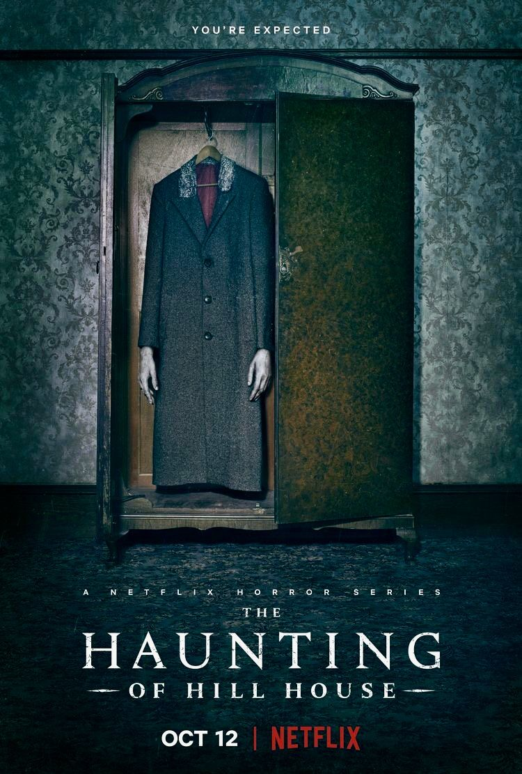 The Haunting Of Hill House Promo House On A Hill Netflix Horror Netflix Horror Series
