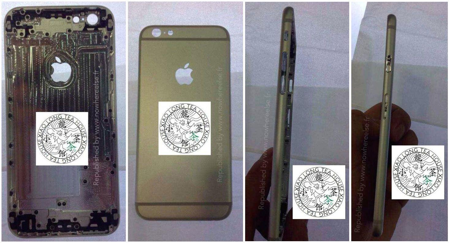 Iphone 6 Fotos Leuchtendes Apple Logo Beim Neuen Iphone Http