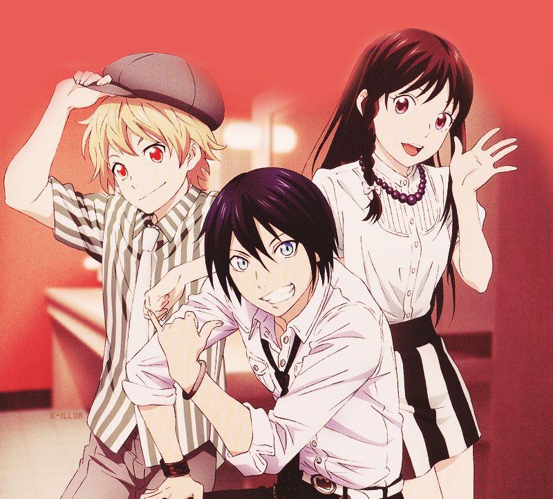 Pin by Diya shaji on Noragami Noragami, Anime, Yato and
