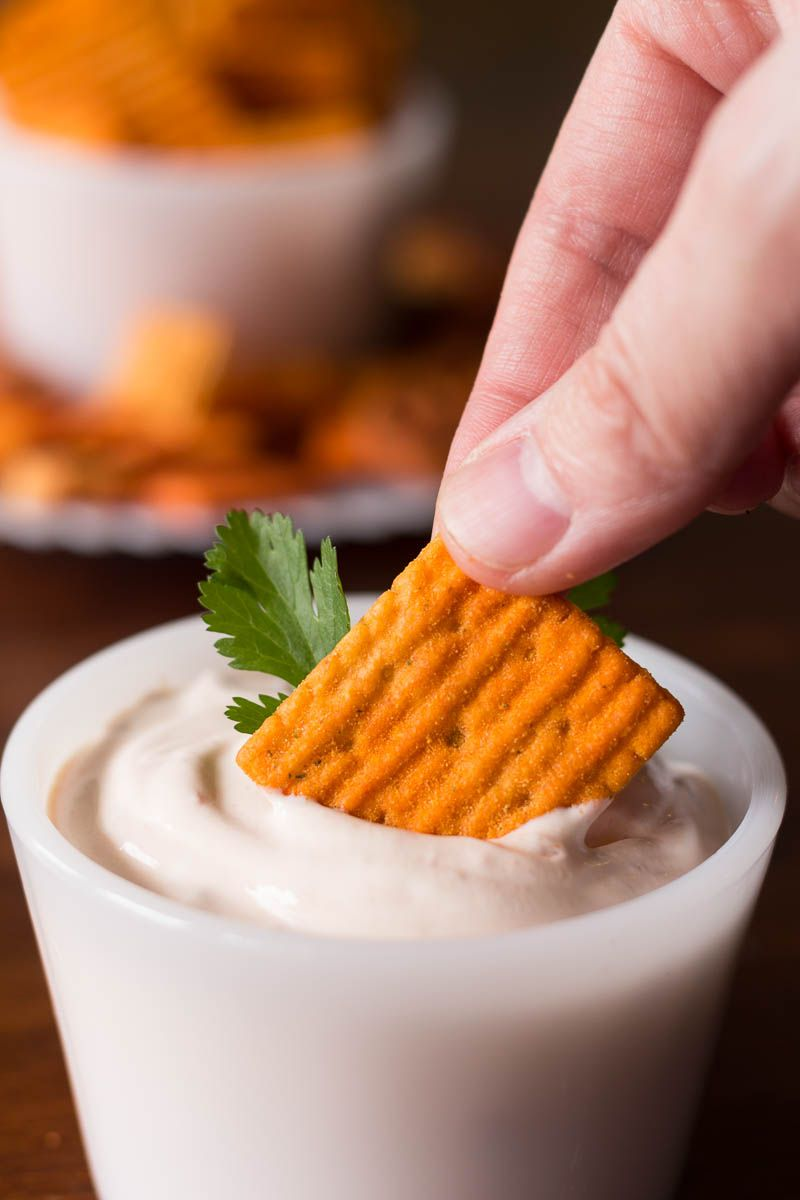 Chipotle Sour Cream Dip Cool Spicy Smoky Perfection Sour Cream Dip Diy Food Recipes Sour Cream Dip Recipes