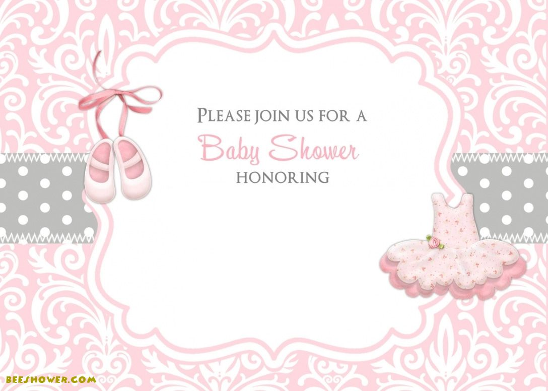 Free Princess Themed Baby Shower Ideas and Invitation - FREE Pri ...