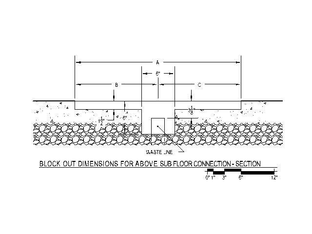 concrete block out dimensions installation tips concrete blocks floor plans concrete. Black Bedroom Furniture Sets. Home Design Ideas