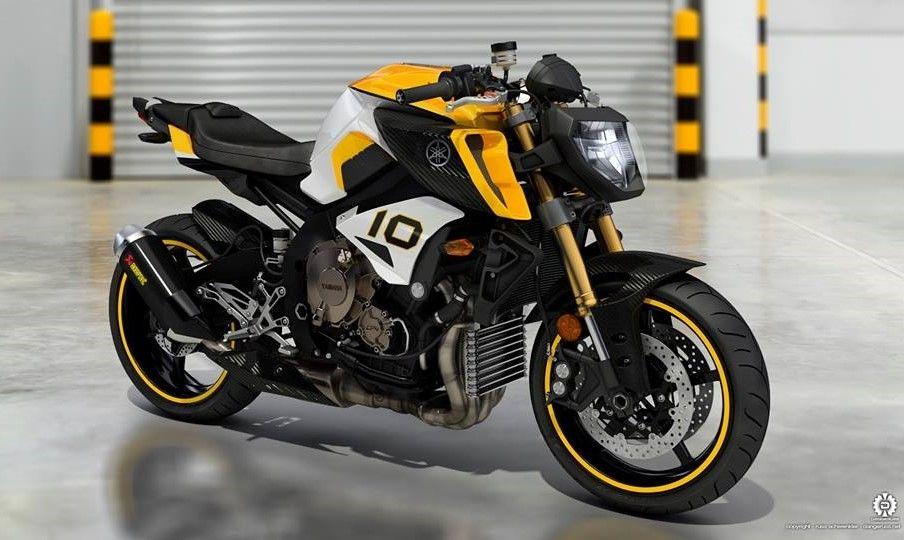 Yamaha MT10 (from Yamaniacs) | MOTO #1 | Custom street bikes