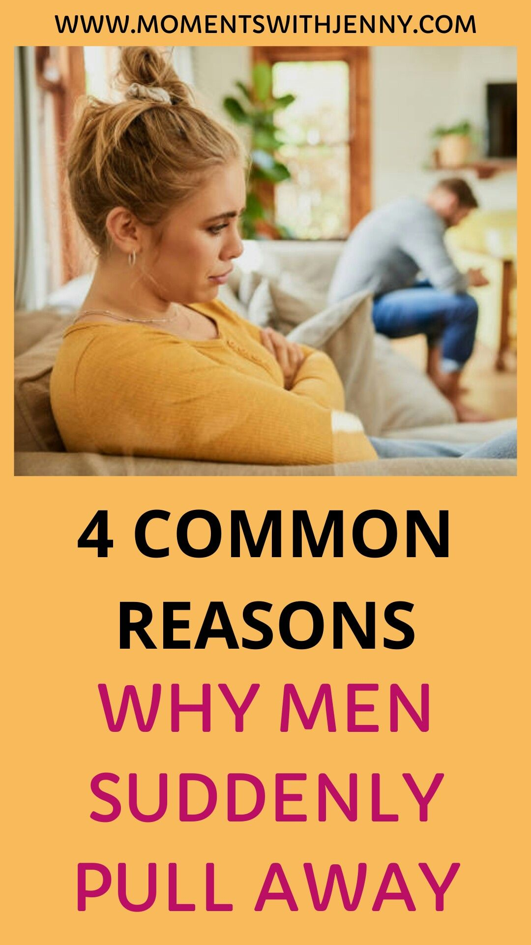 4 Shocking Reasons Why Men Leave Women They Love