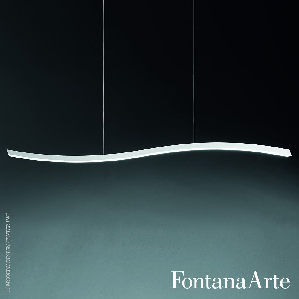 Pipe 3 led suspension lamp decor walther ambientedirect com -  Fontanaarte Suspensionlamp Led Gabiperetto Available At Allmodernoutlet Com Http Www Allmodernoutlet Com Fontanaarte Serpentine Suspension Lamp