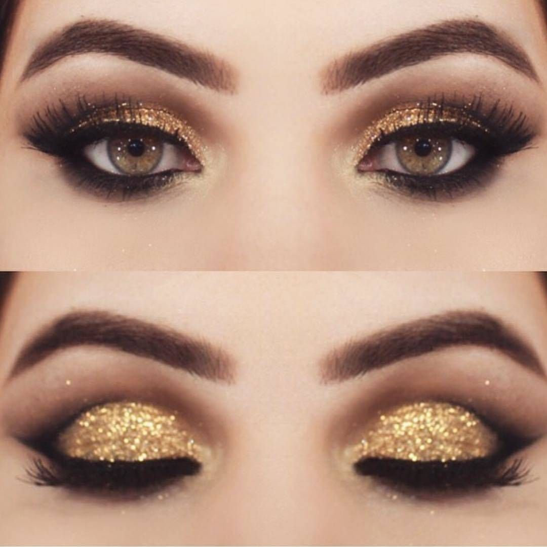 12 colorful eyeshadow tutorials for brown eyes eye eye
