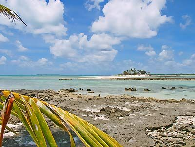 access to prison island from cemetery point cocos keeling islands
