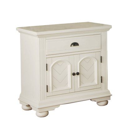 Best Picket House Furnishings Addison Nightstand White In 400 x 300