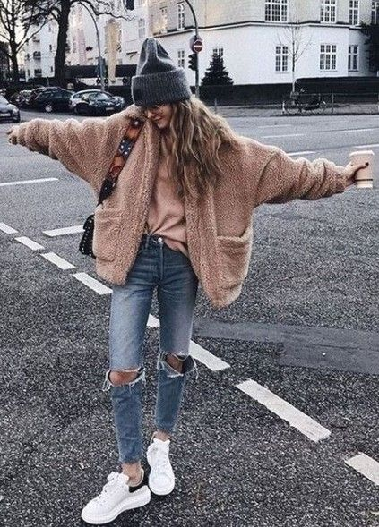 20 The Most Cutest Winter Outfits for Teen Girls – Spring Outfit