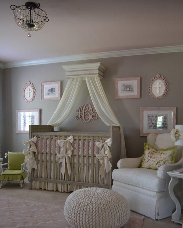 Nursery baby decorar cuarto bebe ni a dormitorios de for Decorar habitacion bebe nino